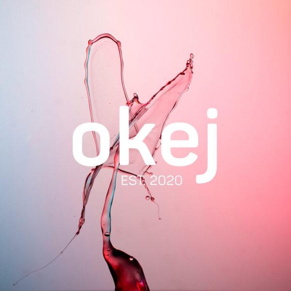 It's Okej - Logo und Corporate Design - Agentur Christian Reiter und Okej - Grafik und Webdesign