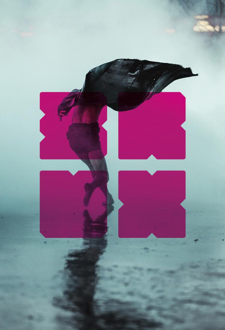 BRUX - Freies Theater Innsbruck - Logo by Agentur für Grafik und Webdesign - Christian-Reiter